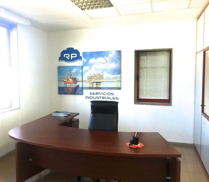 Resa Prezioso Servicios Industriales oficinas Madrid Pinto andamios 8